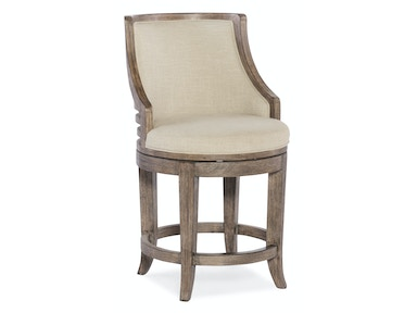 Hooker Furniture Lainey Transitional Counter Stool 300-25053