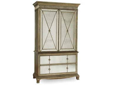 Hooker Furniture Sanctuary Armoire - Visage 3016-90013