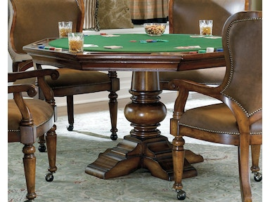 Hooker Furniture Waverly Place Reversible Top Poker Table 366-75-800