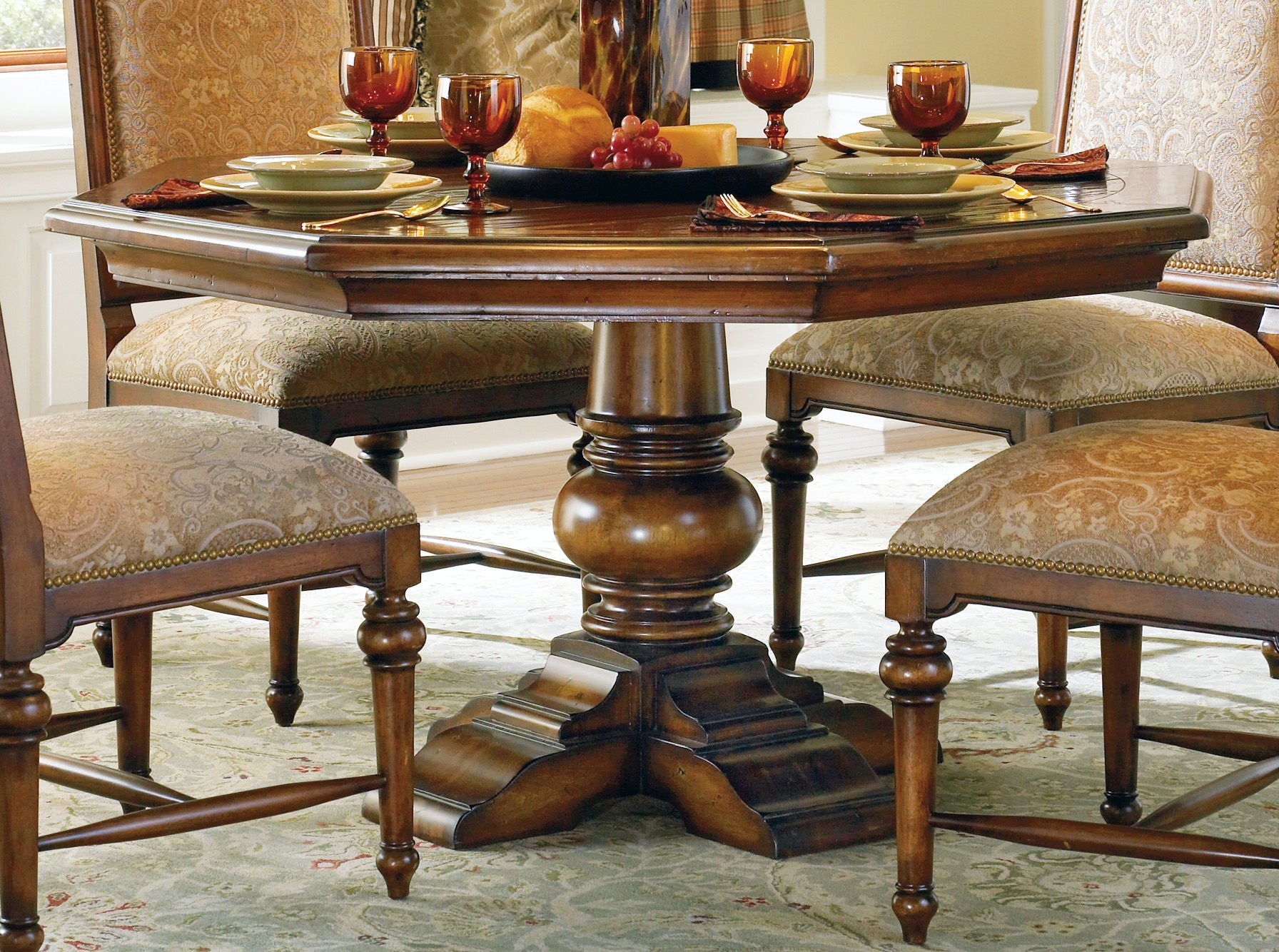 Hooker Furniture Bar and Game Room Waverly Place Reversible Top