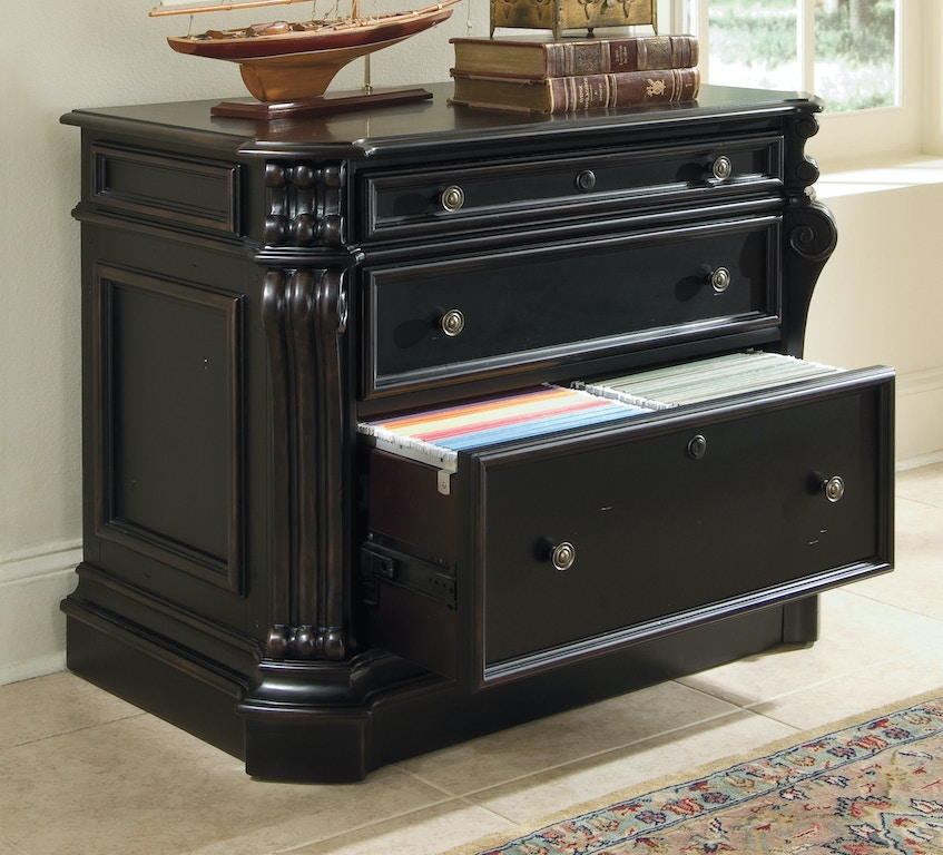 Hooker Furniture Home Office Telluride Lateral File 370-10