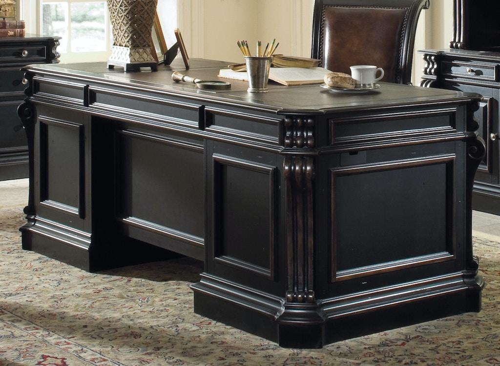 Hooker Furniture Home Office Telluride 76 Quot Executive Desk