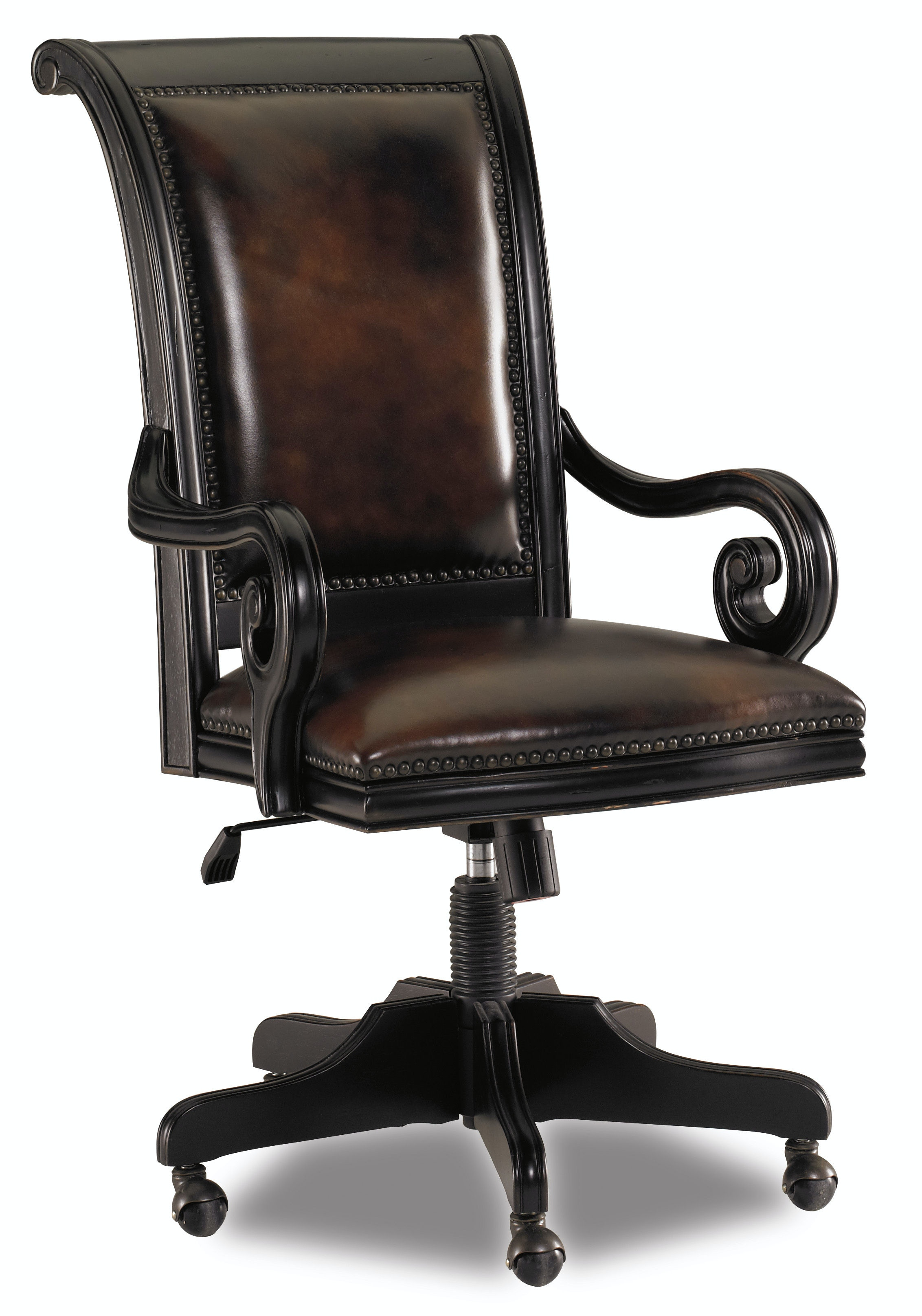 office chairs tucson. hooker furniture telluride tilt swivel chair 370-30-220 office chairs tucson