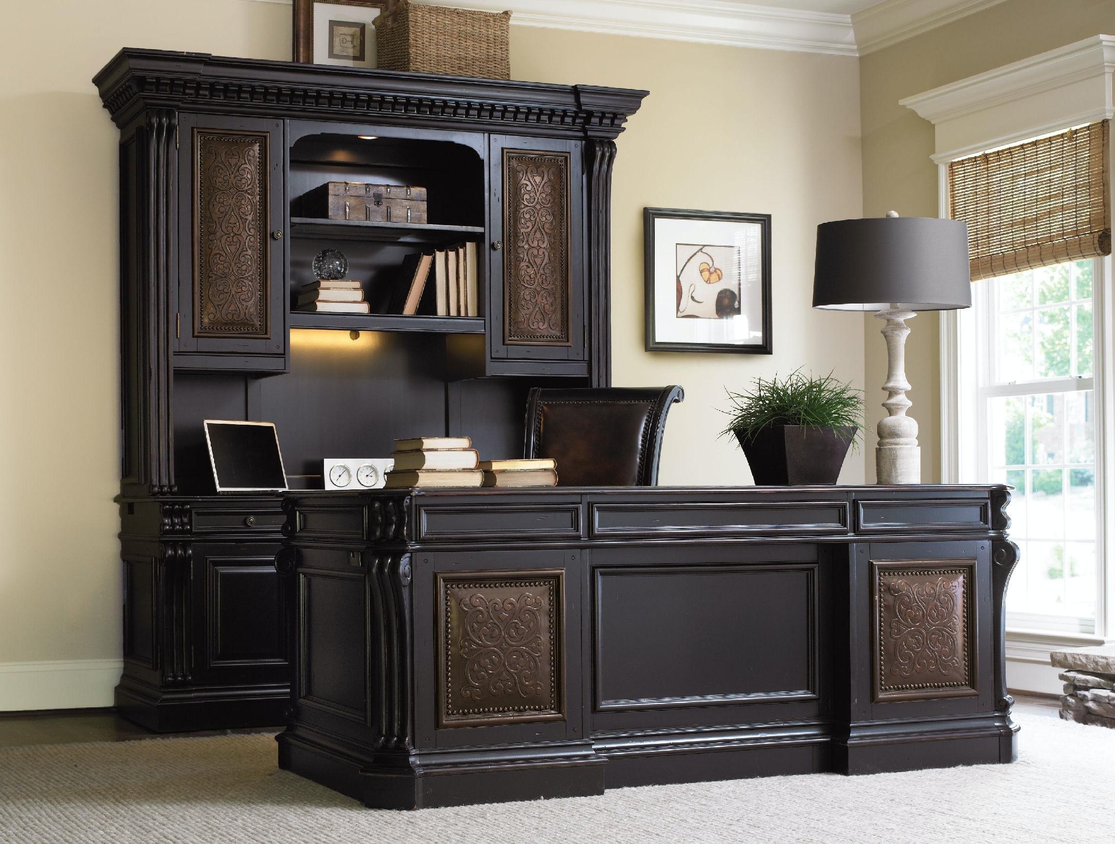 Hooker Furniture Telluride Computer Credenza 370 10 464
