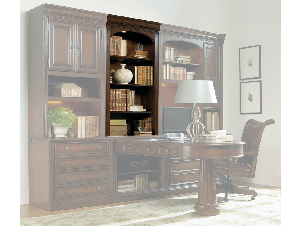 European renaissance ii open hutch hs37410417 for Open design furniture