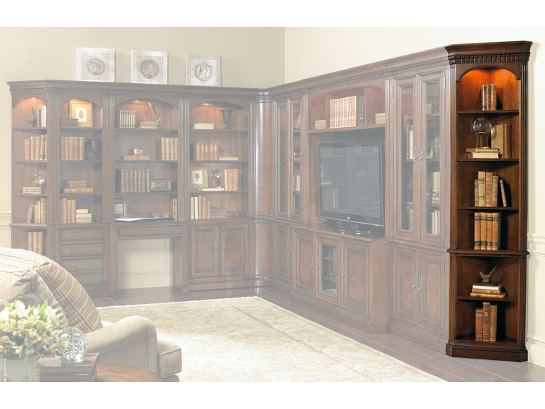 Hooker Furniture European Renaissance II Wall End Unit L/R 374-10-450