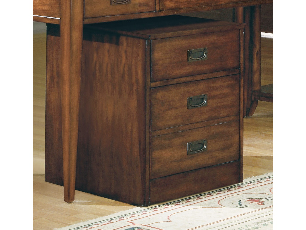 Hooker Furniture Home Office Danforth Mobile File 388 10 412 Whitley Furniture Galleries
