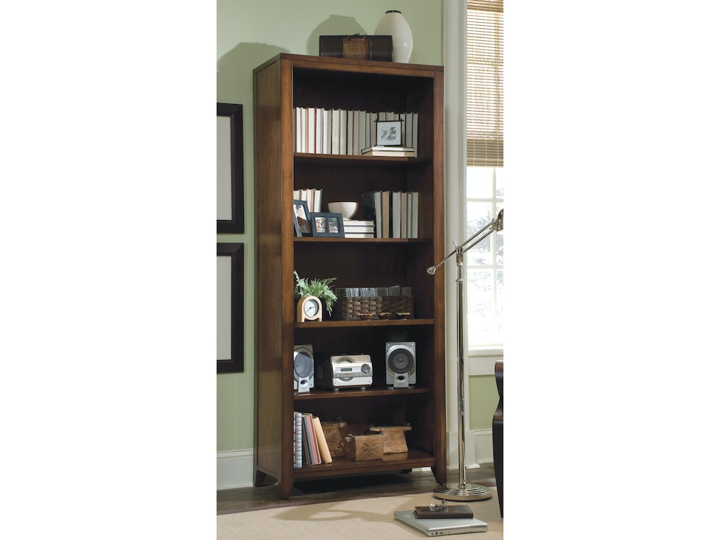 Hooker Furniture Home Office Danforth Tall Bookcase 388 10