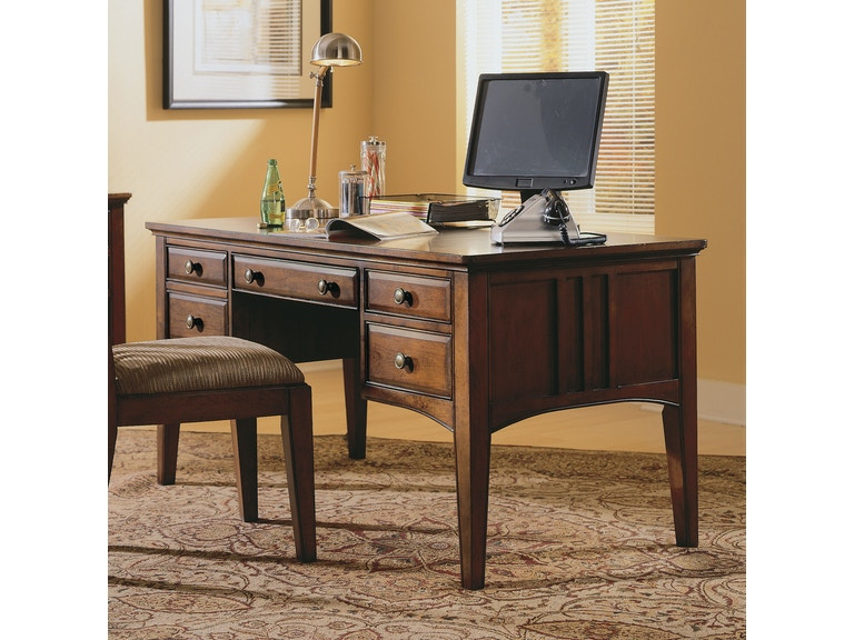 "Hooker Furniture 60"" Writing Desk 436-10-158"