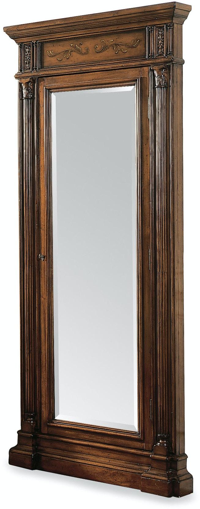 Hooker Furniture Accessories Floor Mirror W Jewelry