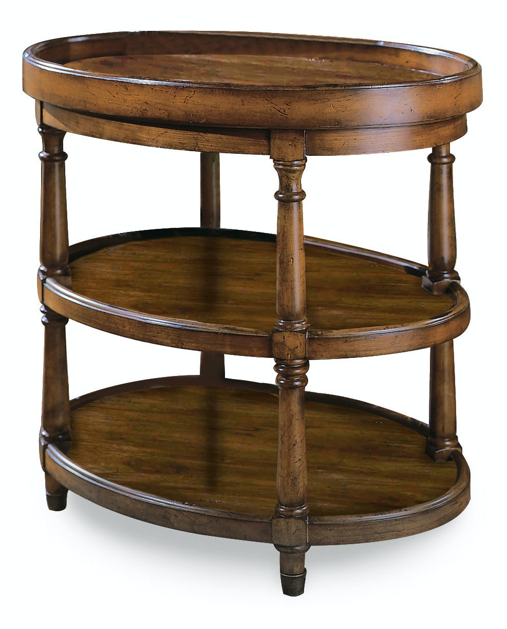 500 50 590. Oval Accent Table