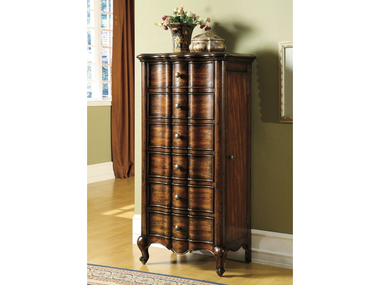 Hooker Furniture Accessories French Jewelry Armoire 500 50 757