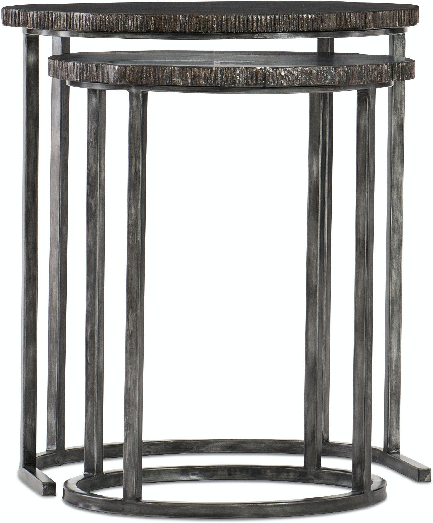 Hooker Furniture Living Room Nesting Tables 500-50-949-DKW