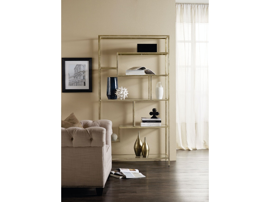 Hooker Furniture Home Office Etagere 500 50 934 Howell Furniture Beaumont And Nederland Tx
