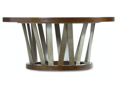 Hooker Furniture Lorimer Round Cocktail Table 5065-80111