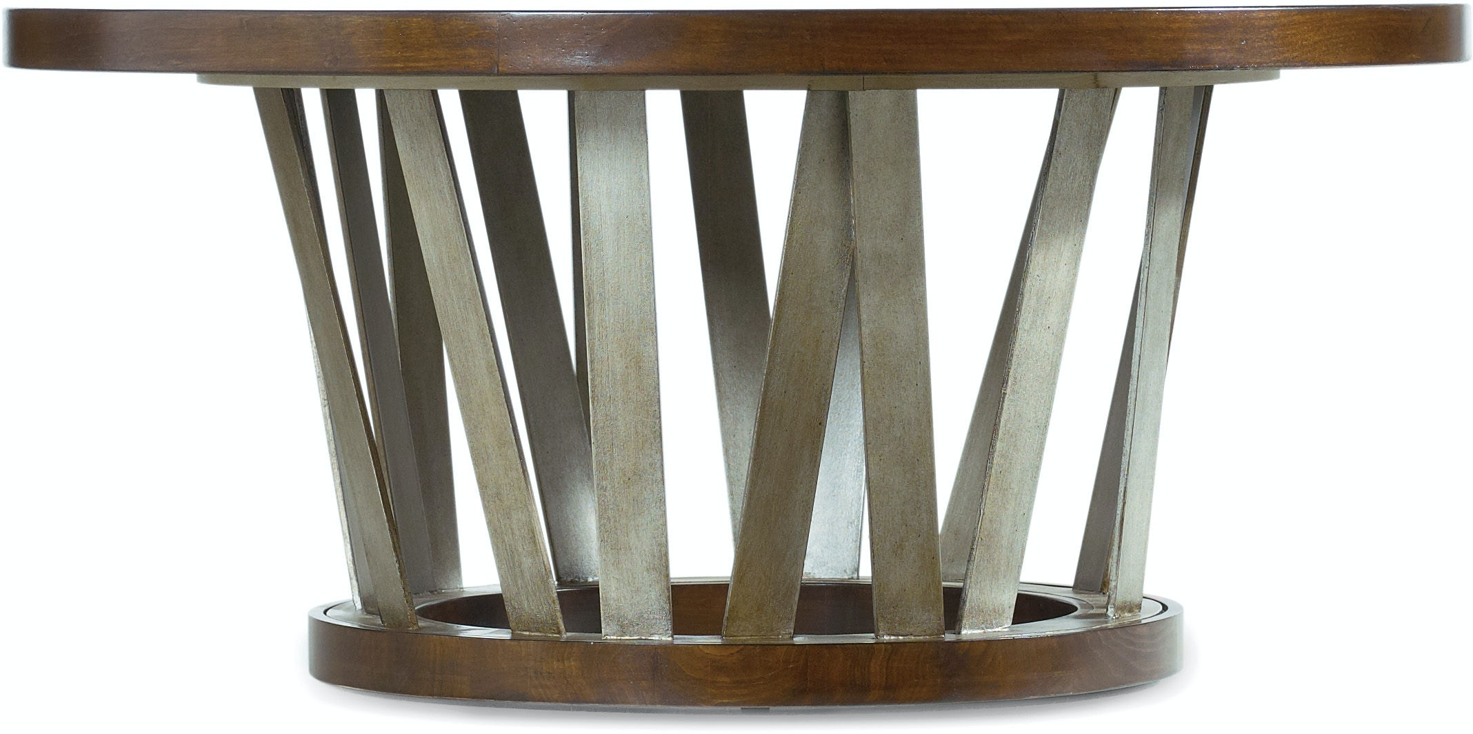Hooker Furniture Living Room Lorimer Round Cocktail Table 5065