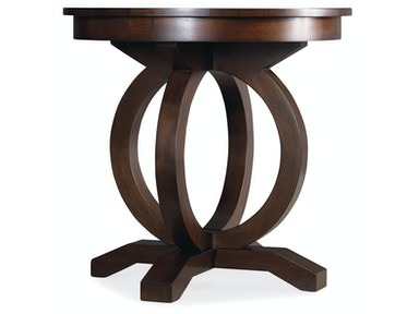 Hooker Furniture Kinsey Round End Table 5066-80116