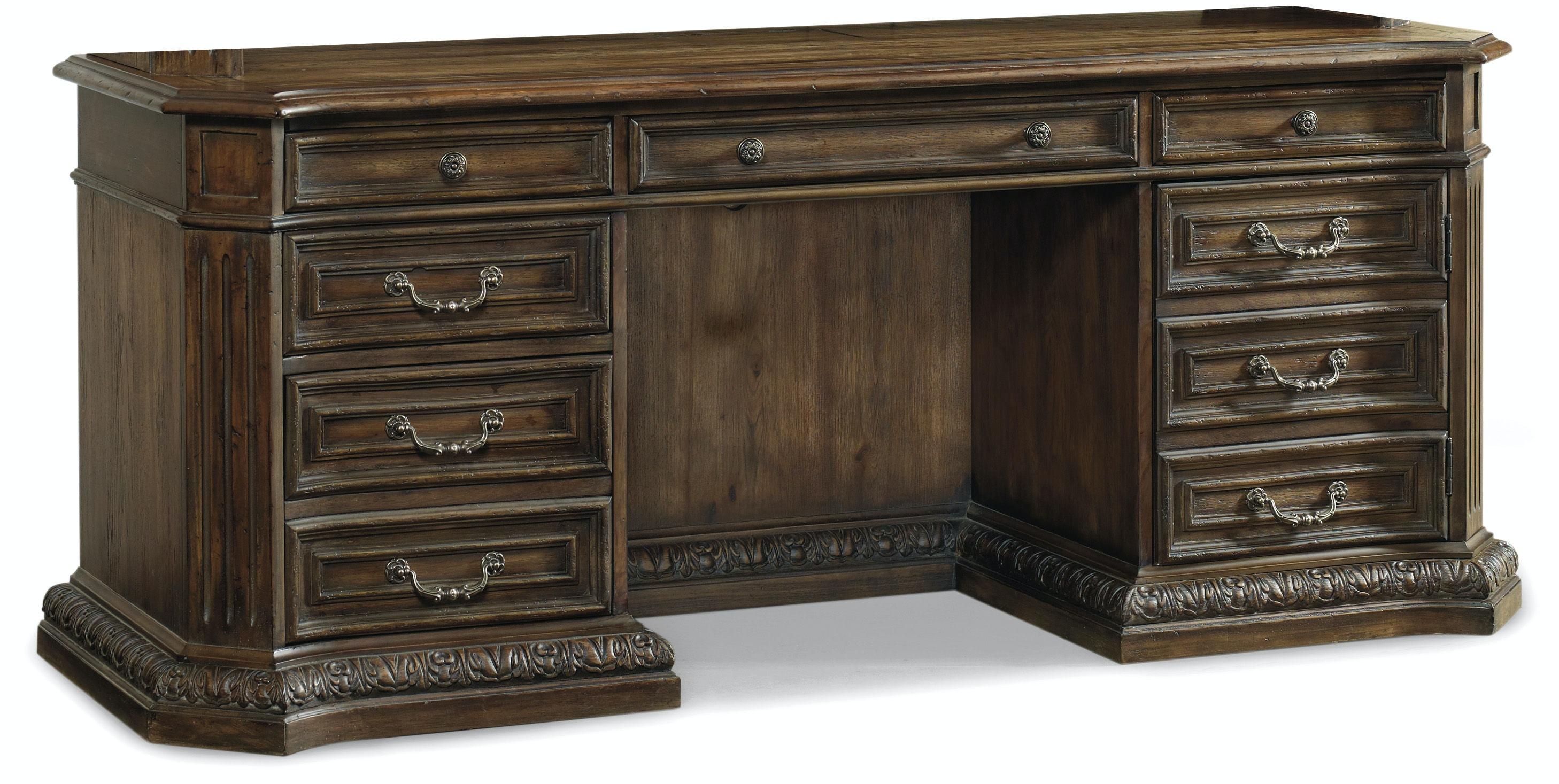 Hooker Furniture Rhapsody Computer Credenza 5070 10464