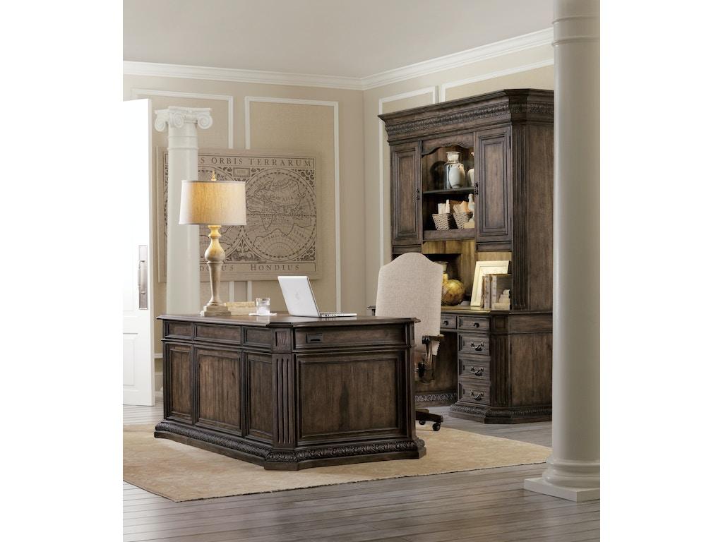 Hooker furniture home office rhapsody computer credenza 5070 10464 mcarthur furniture - Home office furniture canada ...