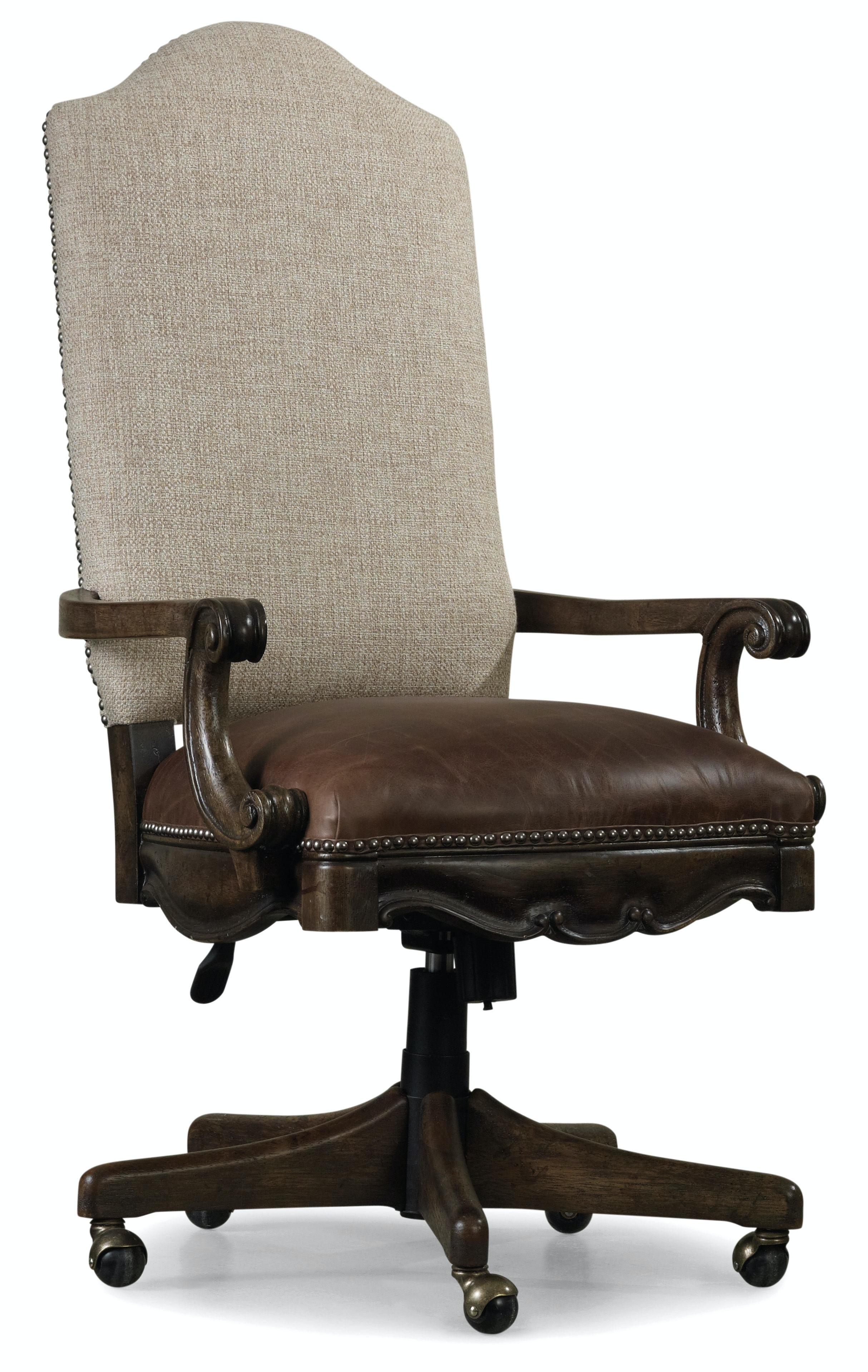Hooker Furniture Rhapsody Tilt Swivel Chair 5070 30220
