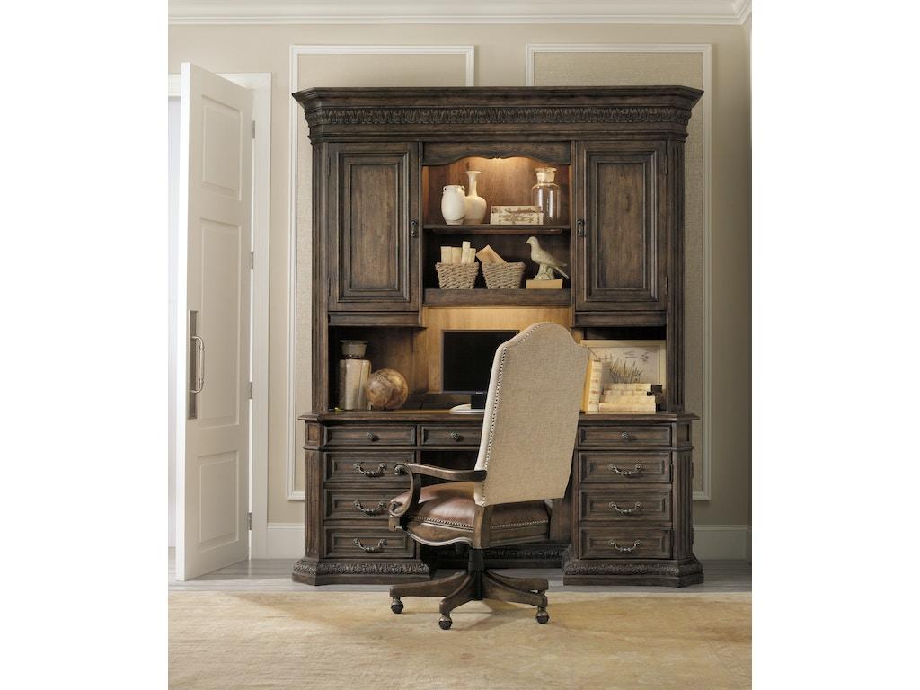 Hooker Furniture Home Office Rhapsody Tilt Swivel Chair