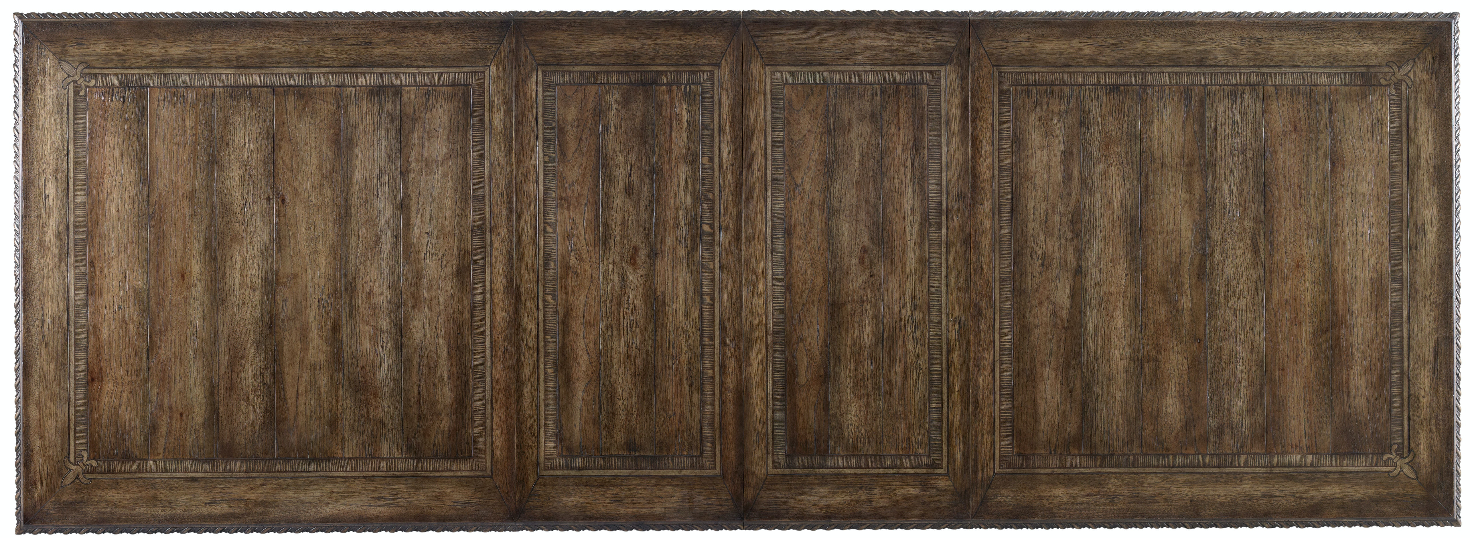 Hooker Furniture Rhapsody Rectangle Dining Table 5070 75207