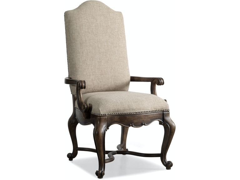 Hooker Furniture Rhapsody Upholstered Arm Chair 5070 75500