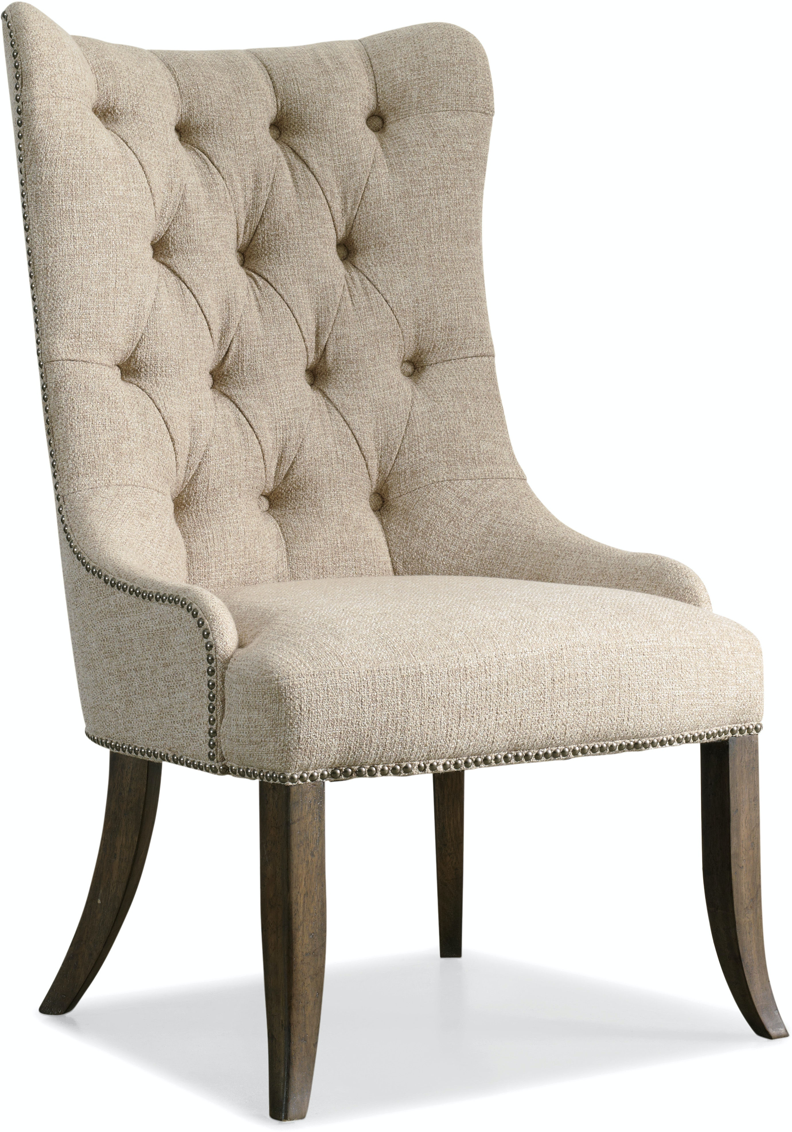 Outstanding Hooker Furniture Dining Room Rhapsody Tufted Dining Chair Bralicious Painted Fabric Chair Ideas Braliciousco