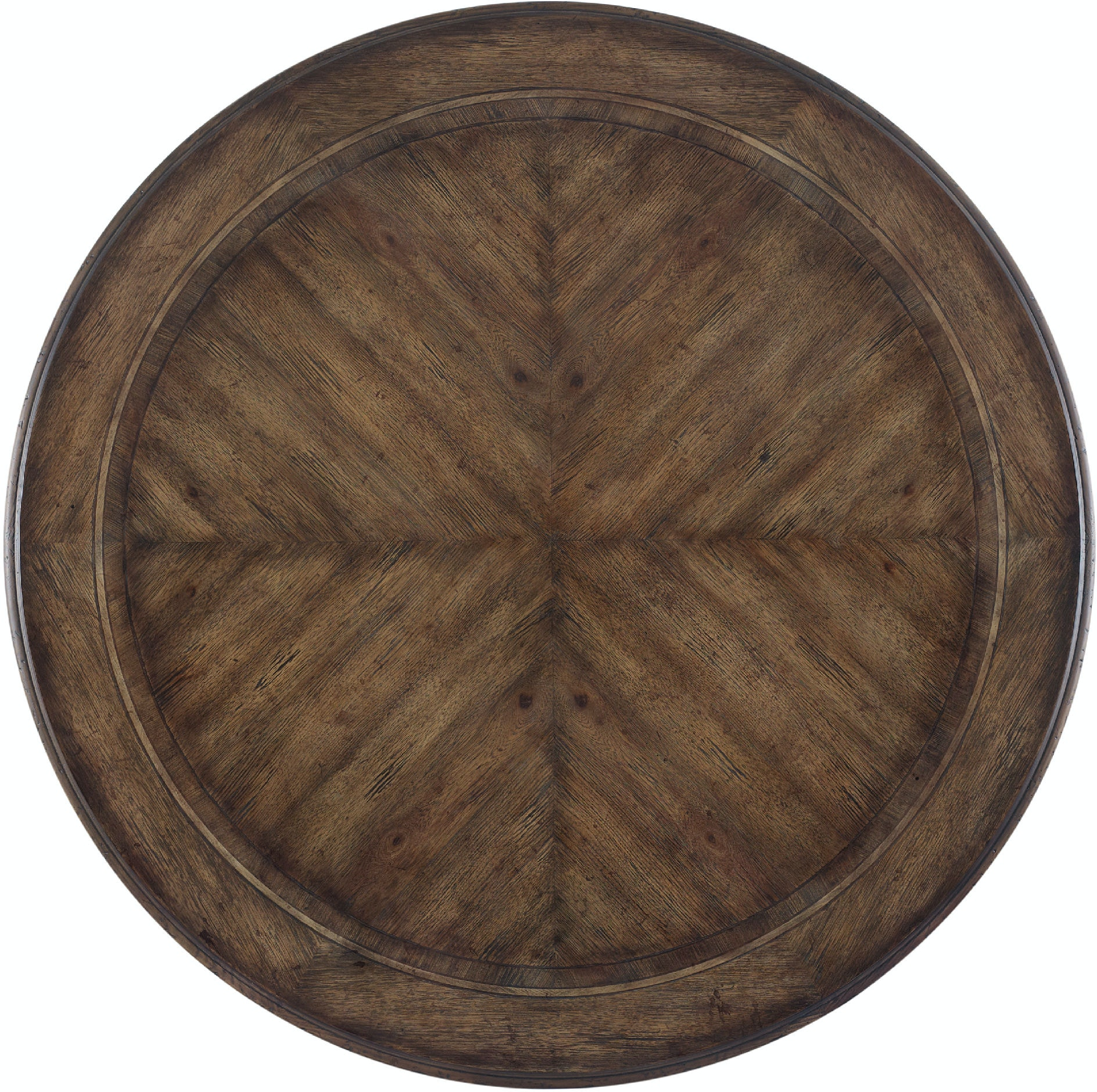 newest round reclaimed espresso design table dining inch wood