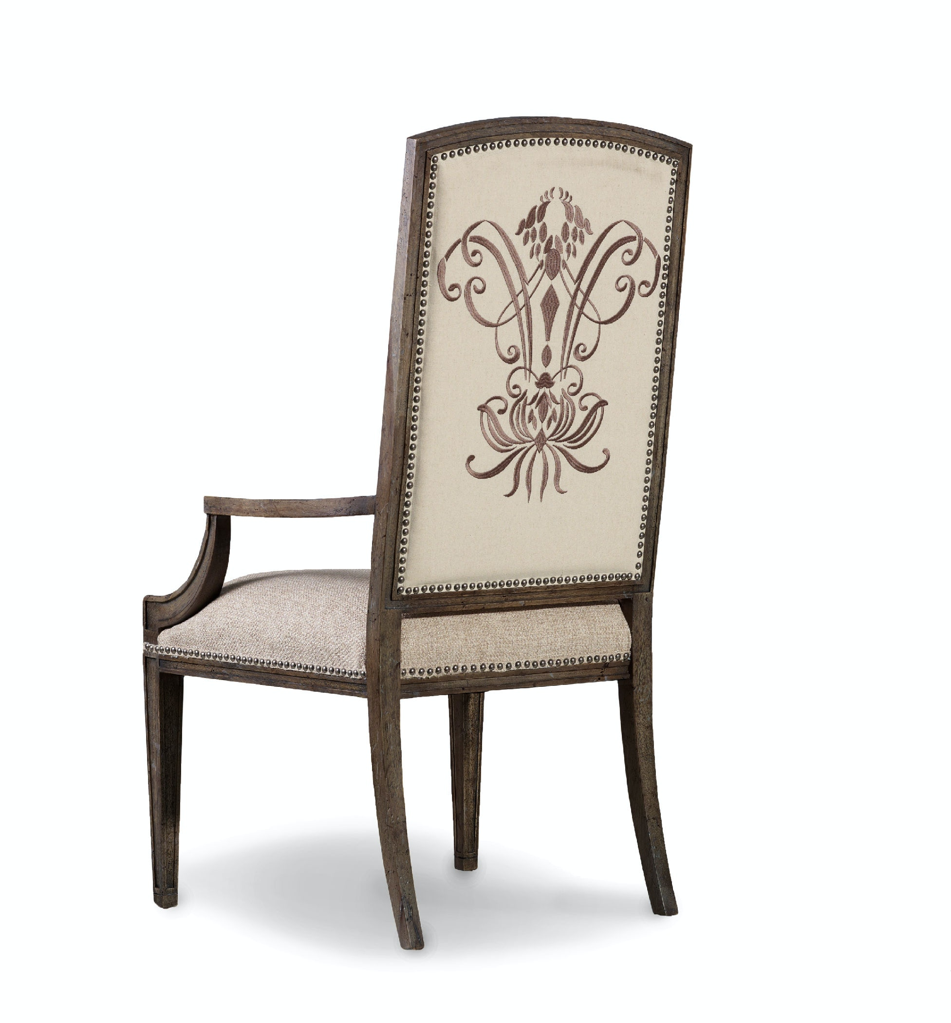 Hooker Furniture Rhapsody Insignia Arm Chair 5070 75400