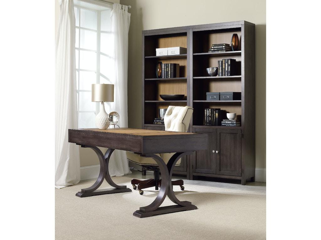 Hooker furniture home office south park bunching bookcase 5078 10445 carol house furniture - Home office furniture maryland ...