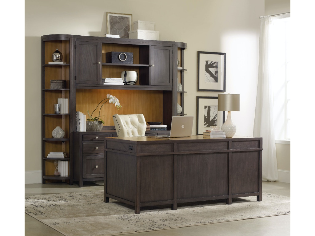 Hooker Furniture Home Office South Park Computer Credenza