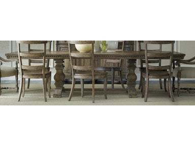 5107 75206 Sorella Rectangle Dining Table