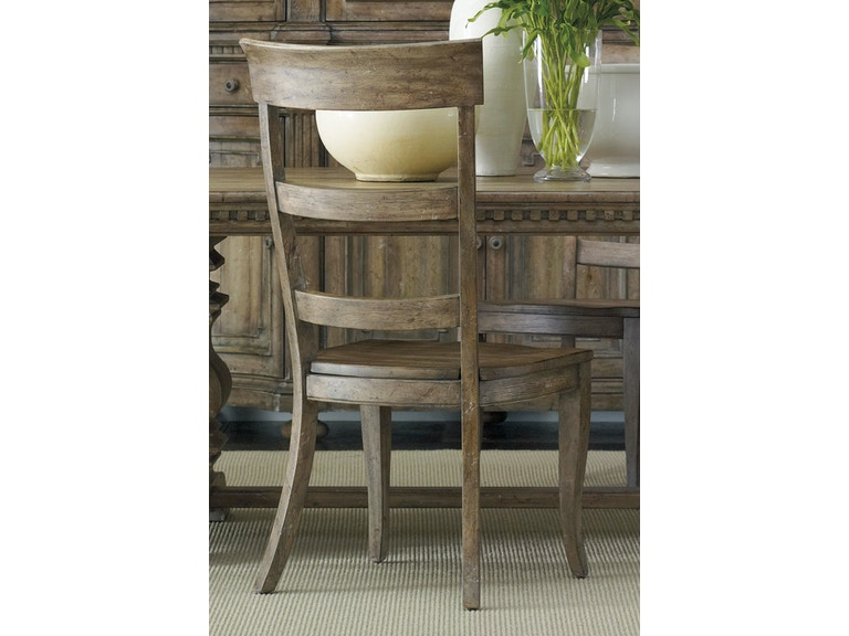 Hooker Furniture Dining Room Sorella Ladderback Side Chair