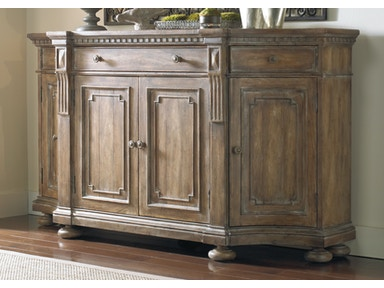 Hooker Furniture Sorella Shaped Credenza 5107-85001