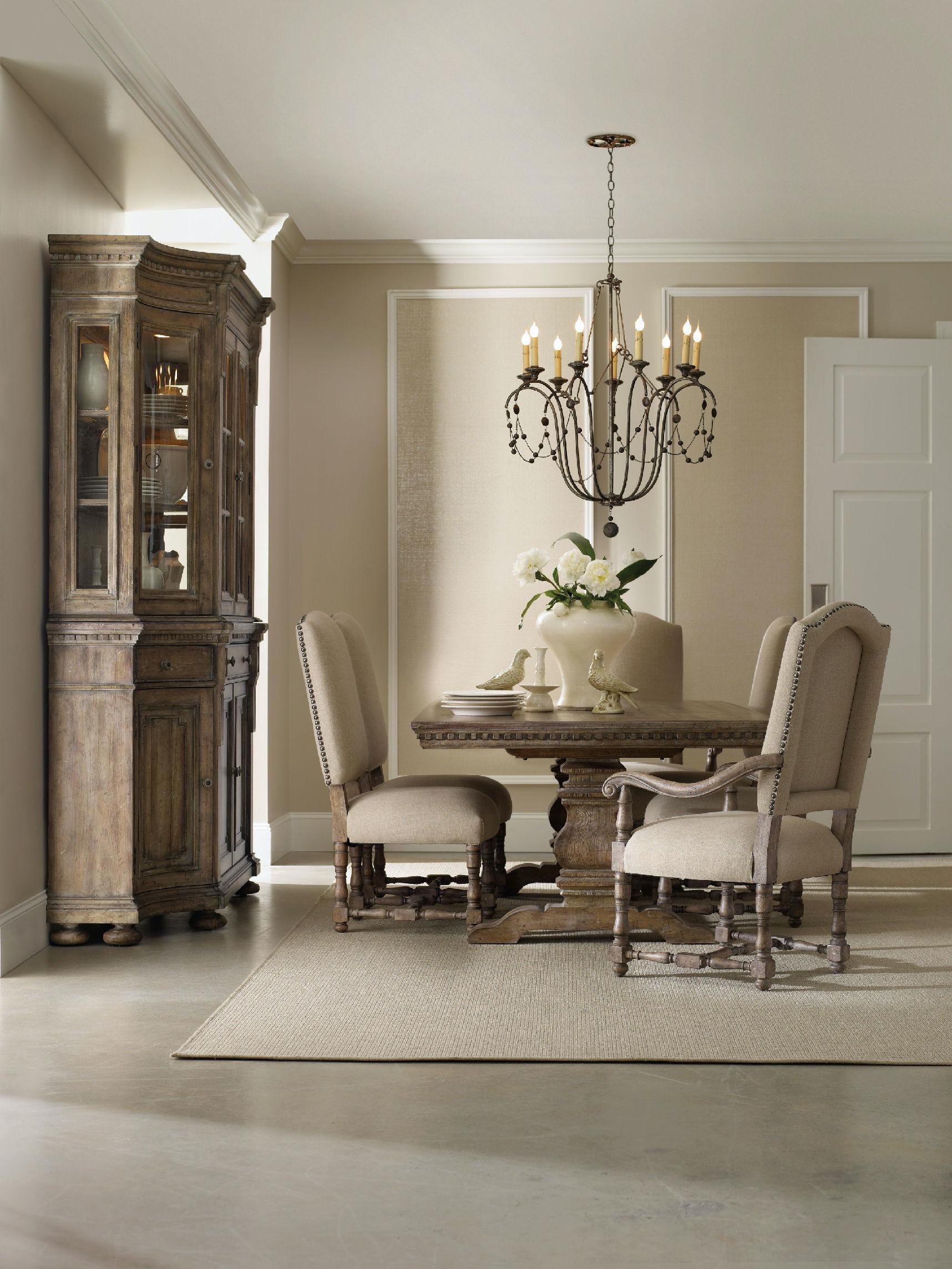 Hooker Furniture Dining Room Sorella Shaped Credenza 5107-85001