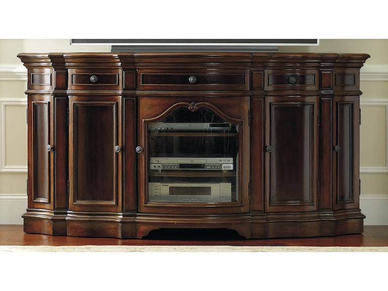 "Hooker Furniture Entertainment 74"" Console 5139-55496"