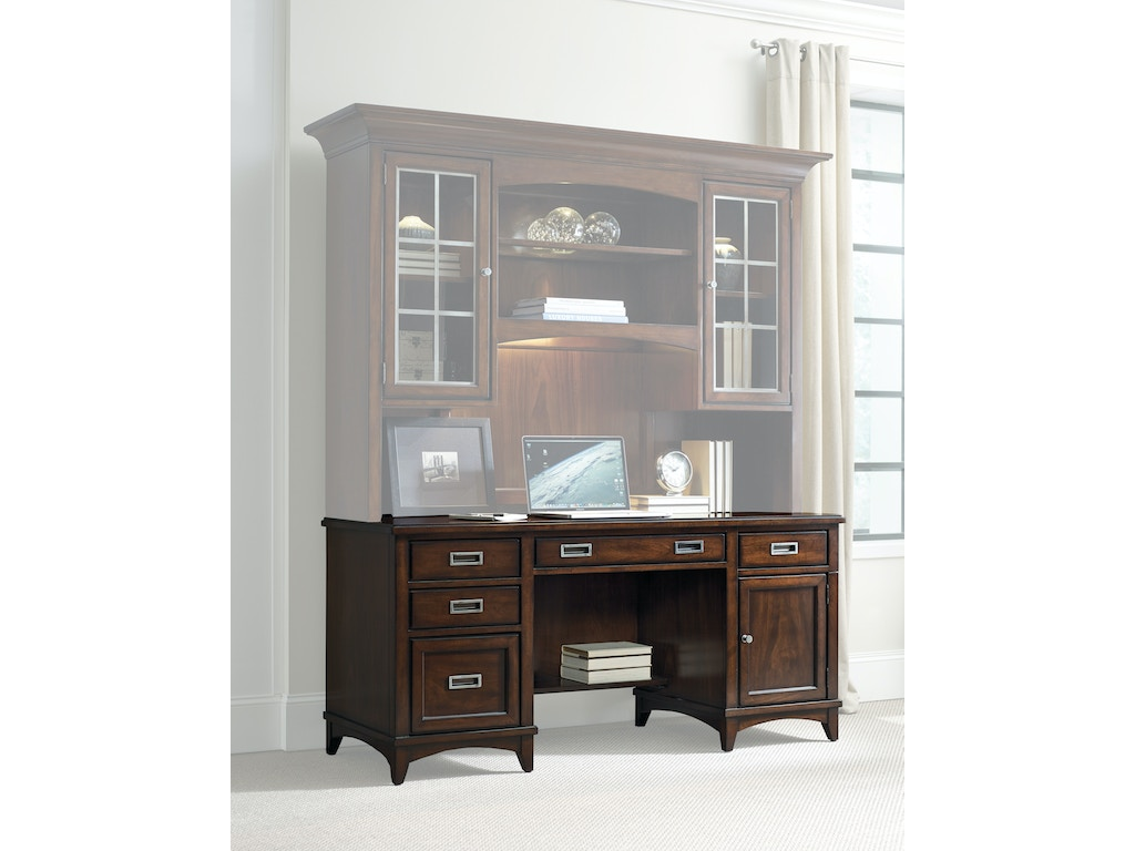 Hooker Furniture Home Office Latitude Computer Credenza