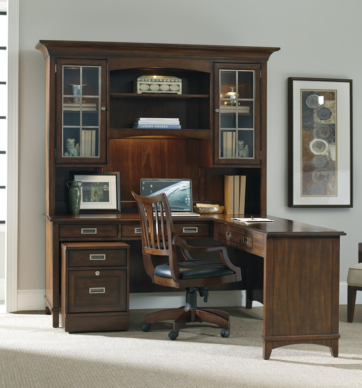 Office Furniture Houston Tx Painting: Hooker Furniture Home Office Latitude 66 Inch Desk 5167