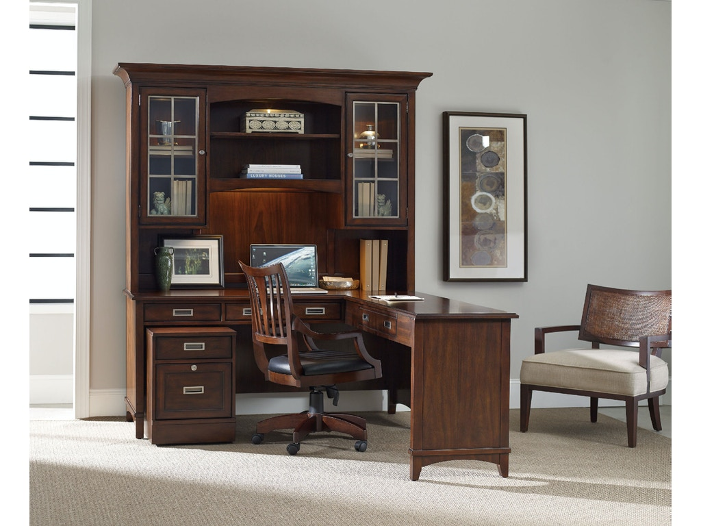 Hooker furniture home office latitude modular group for Department stores that sell furniture