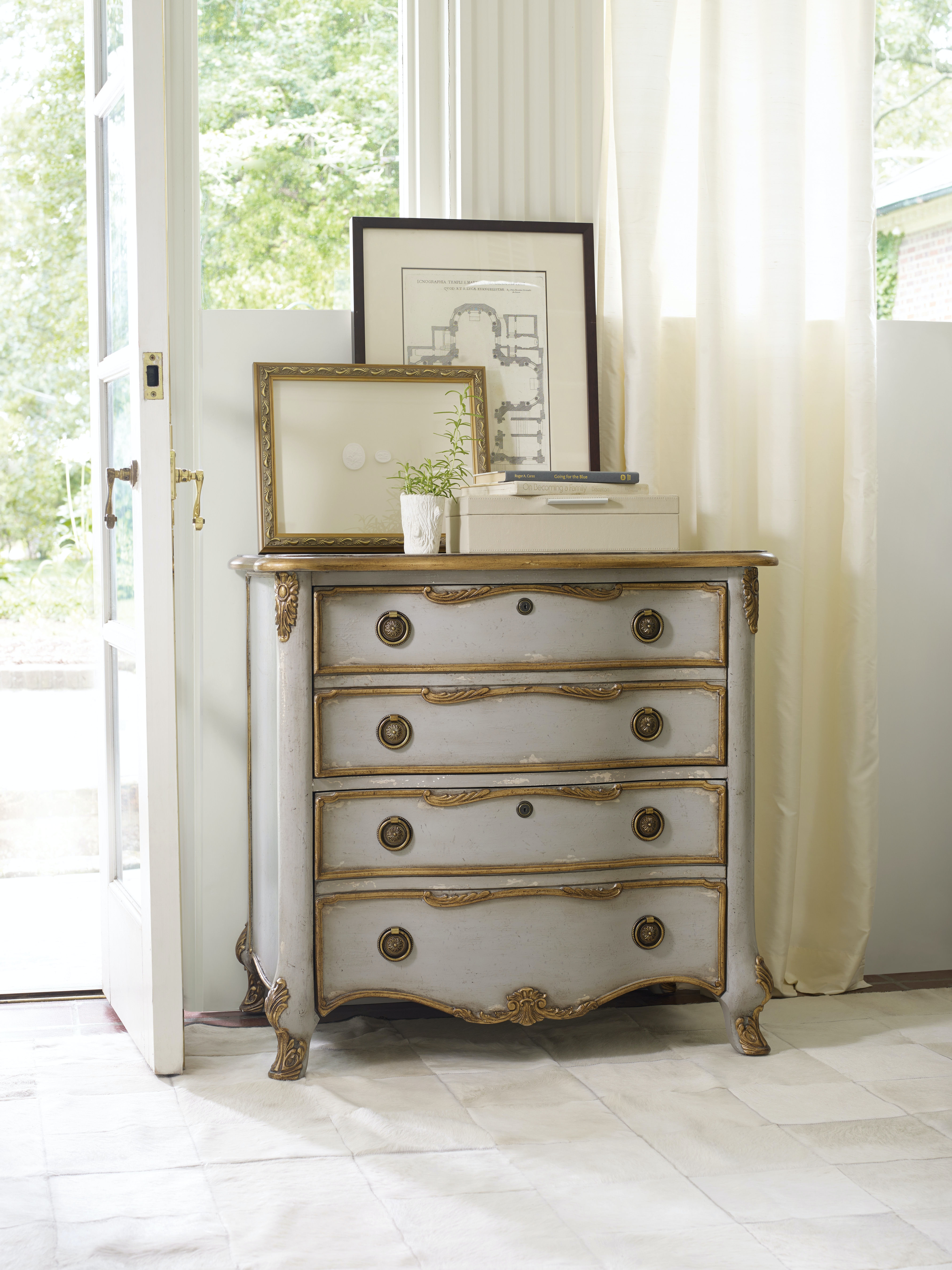 Hooker Furniture Home Office Lateral File 5198 10466