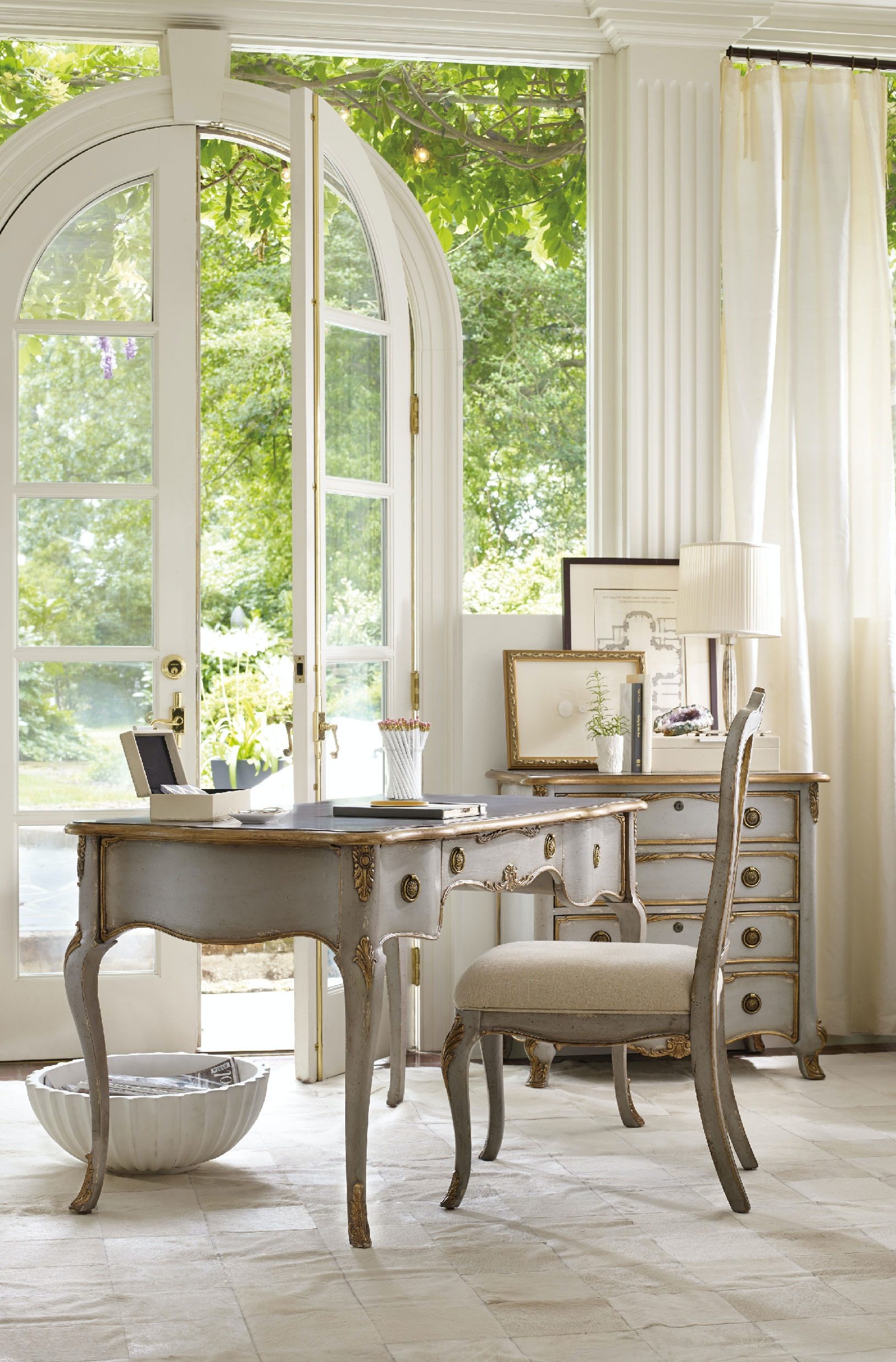 Hooker Furniture Desk Chair 5198 30310