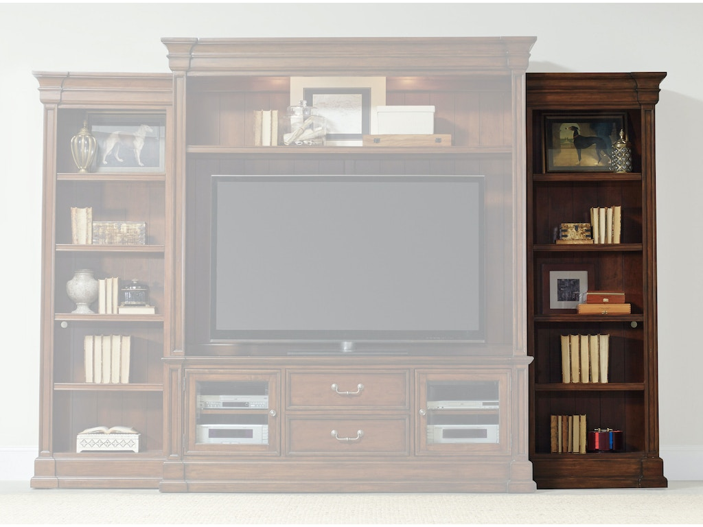 Hooker Furniture Home Entertainment Clermont Four Piece