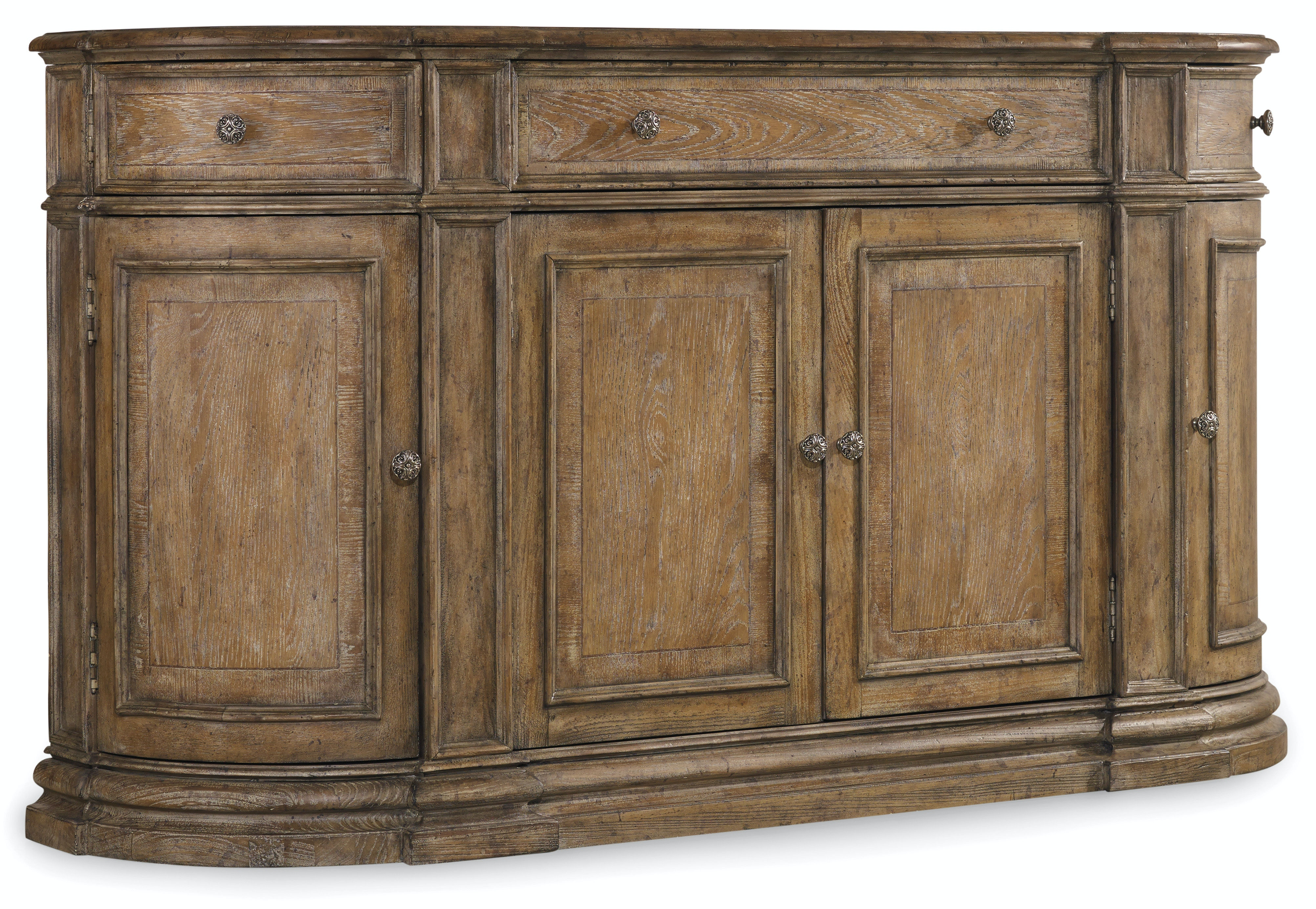 Hooker Furniture Solana Three Drawer Four Door Buffet 5291 75900