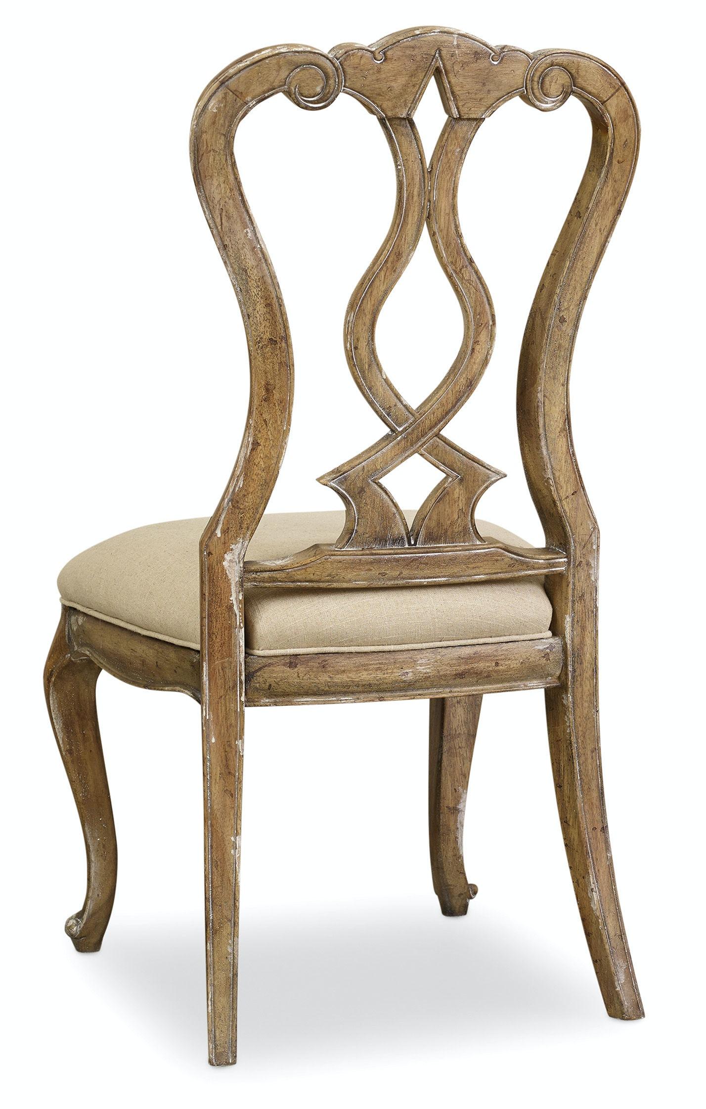 Hooker Furniture Chatelet Splatback Side Chair 5300 75410