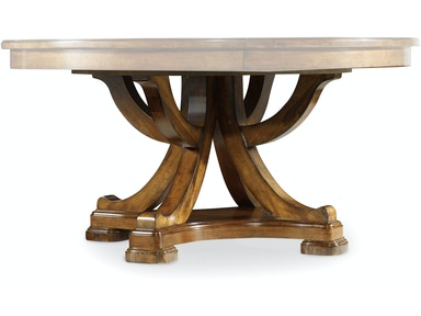 Hooker Furniture Dining Room Tynecastle Round Dining Table Base 5323 75003 Louis Shanks Austin