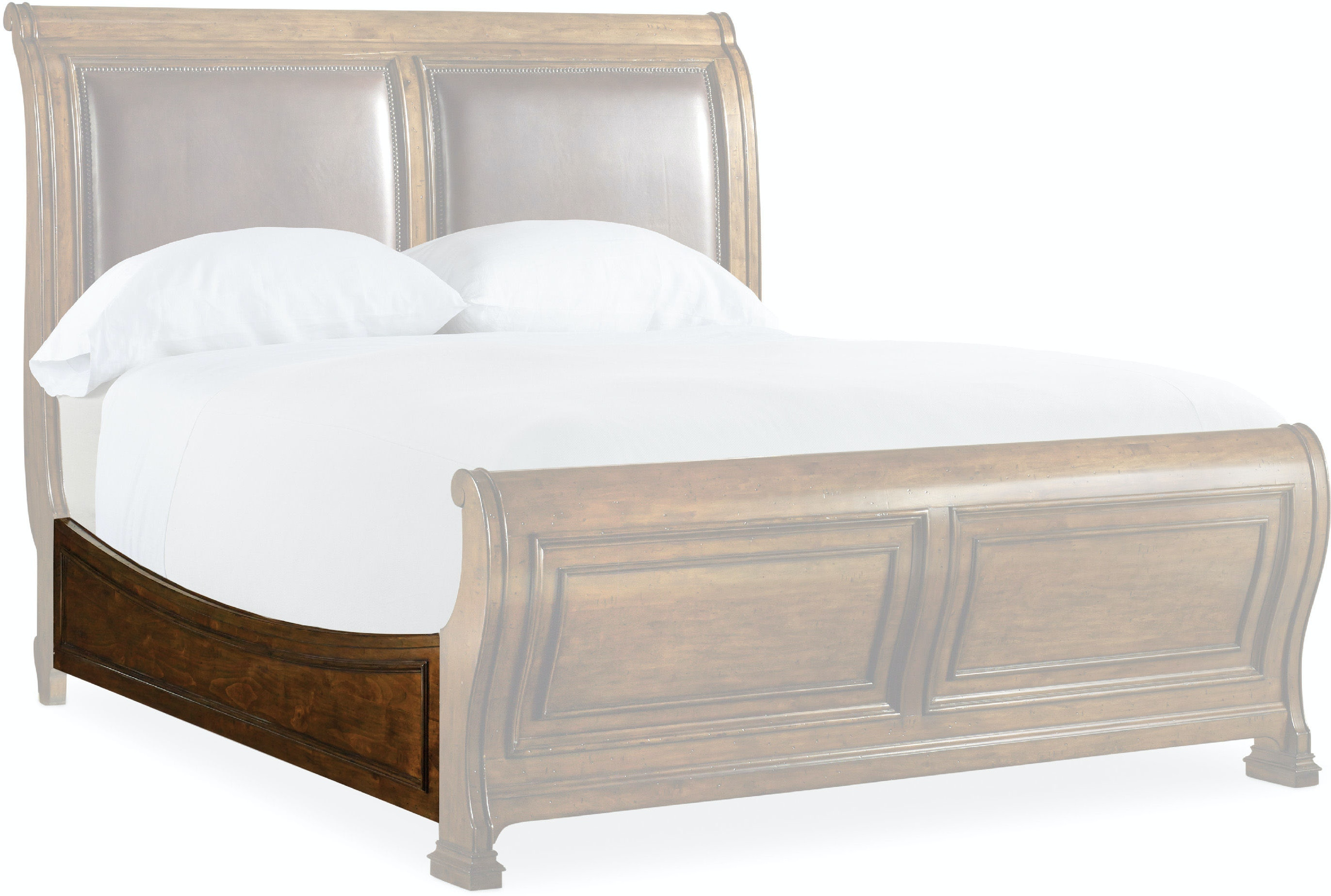 Hooker Furniture Bedroom Tynecastle King Sleigh Bed 5323 90466