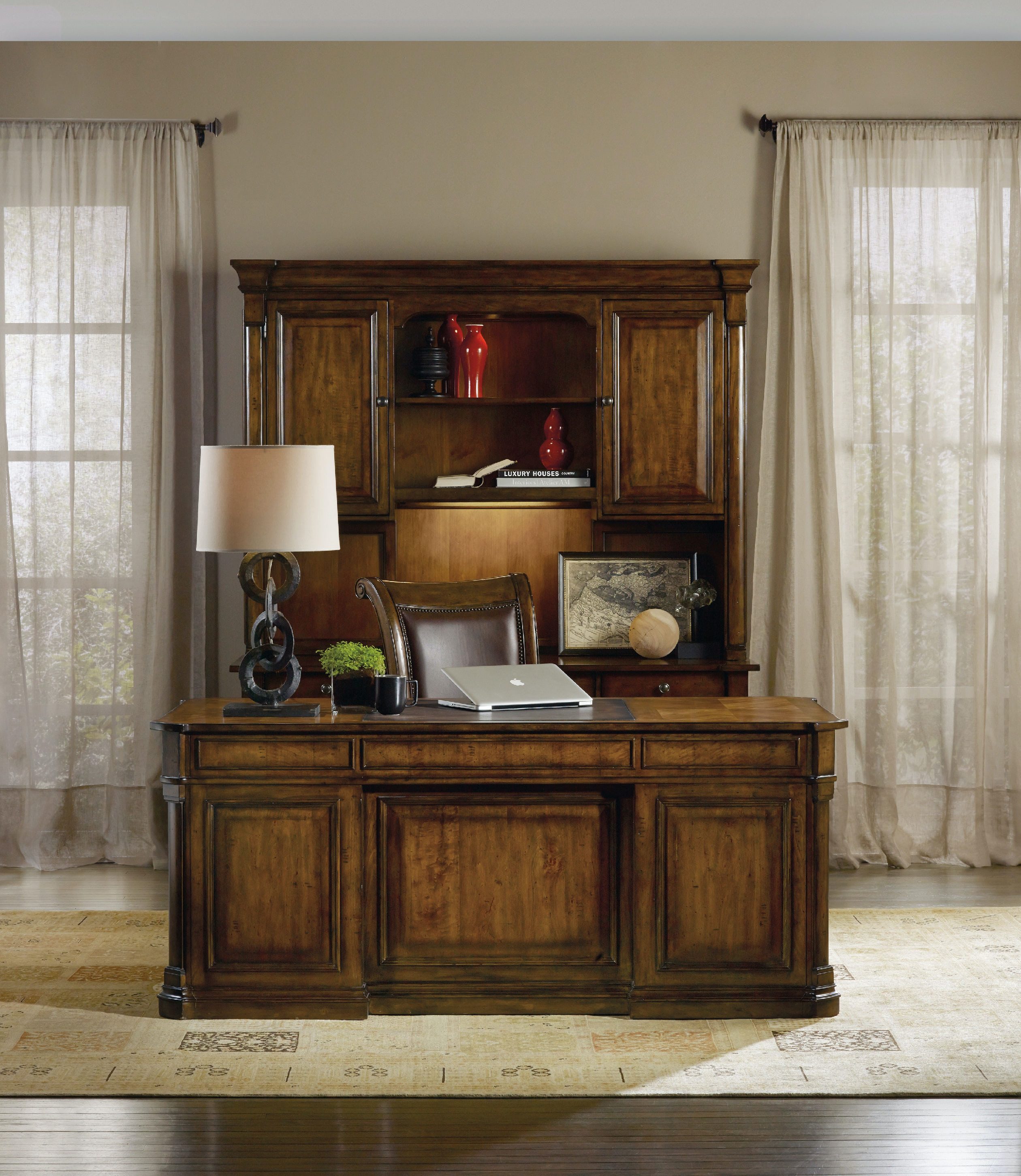 marlowe by desk home youtube office watch wynwood gallery furniture stores hutch credenza