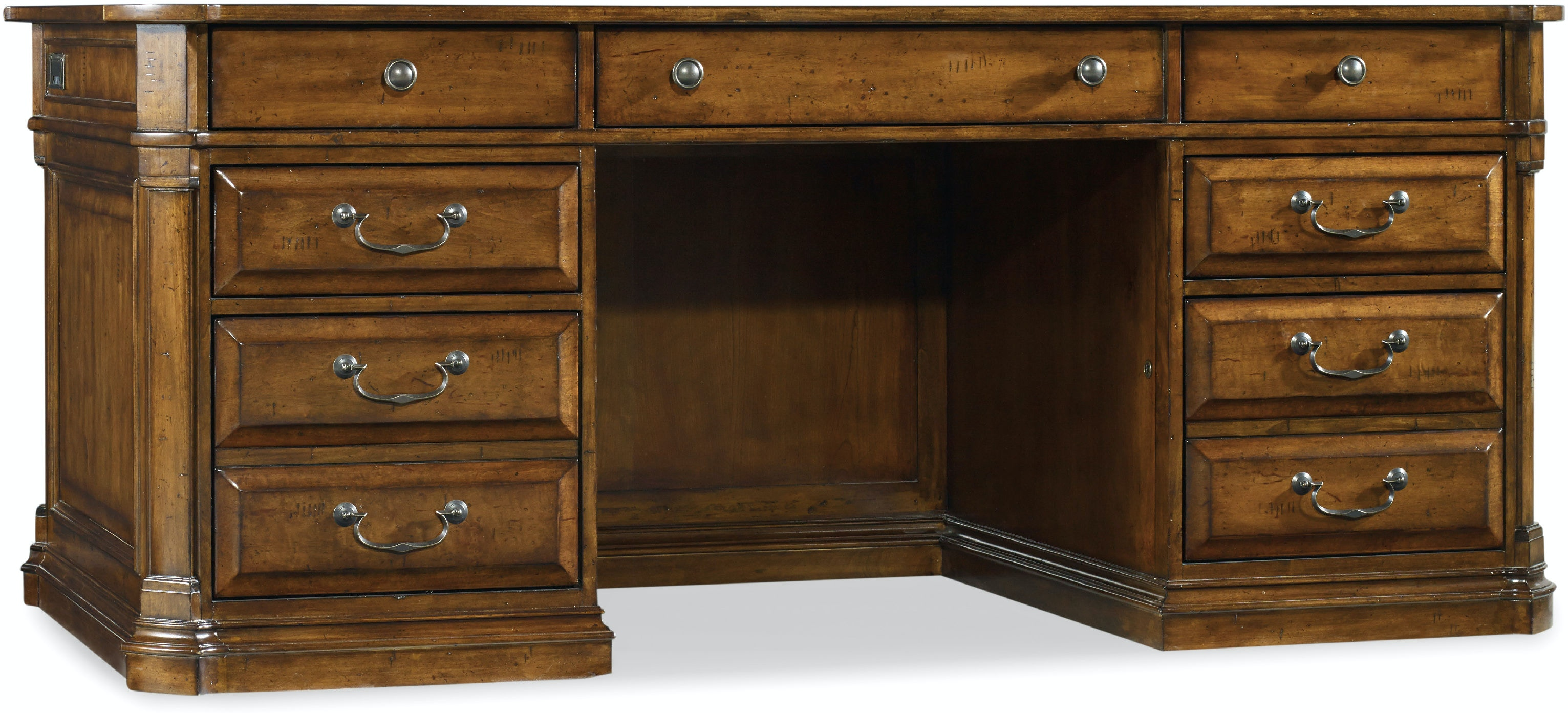 Hooker Furniture Home Office Tynecastle Executive Desk 5323 10563