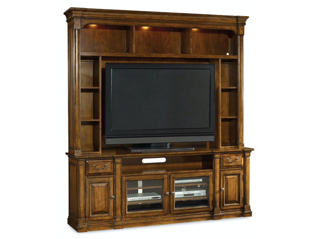 Hooker Furniture Home Entertainment Tynecastle Two Piece